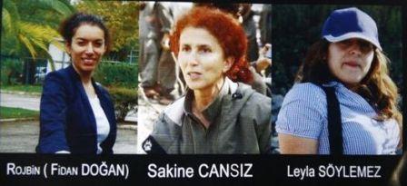 Des activistes kurdes assassinées en plein Paris