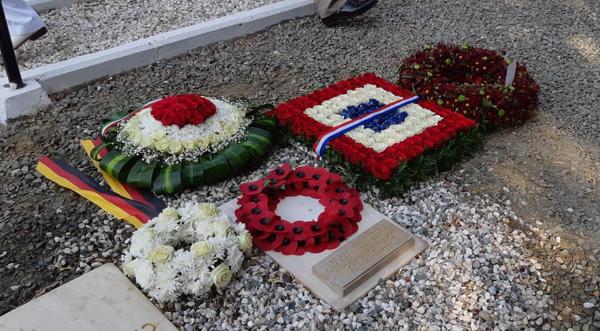 Une attaque à l'explosif a été perpétrée lors d'une commémoration annuelle du 11-Novembre dans un cimetière non-musulman de Jeddah en Arabie Saoudite. Ici en 2019. © Twitter / Seif Usher