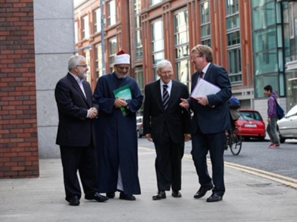 Le portrait des entrepreneurs musulmans dressé en Irlande dans un rapport réalisé par le Dublin Institute of Technology et financé par l'ambassade américaine en Irlande.