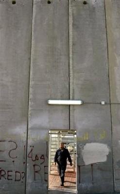 Le mur, Bethlehem
