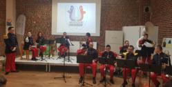 Un concert pédagogique a été donné à Averroès par la Musique de l'Infanterie en février 2020.