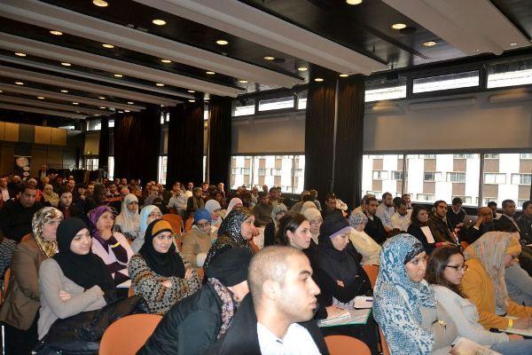 Le colloque de l'UOIF sur le traitement de l'islam en France s'est déroulé samedi 2 février à Paris.