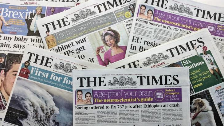 The Times condamné à s'excuser pour des propos diffamatoires envers Cage