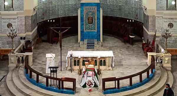 Le corps de l'archevêque émérite d'Alger Henri Teissier inhumé en Algérie