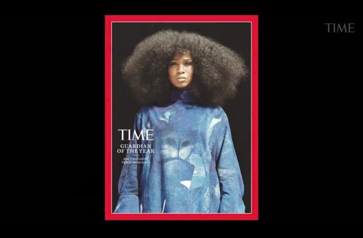 Assa Traoré désignée « gardienne de l'année » par le Time