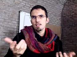 Ludovic-Mohamed Zahed, fondateur de Homosexuels musulmans de France (HM2F).