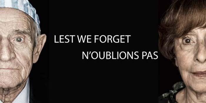 « N'oublions pas », une exposition pour transmettre la mémoire des victimes de la Shoah
