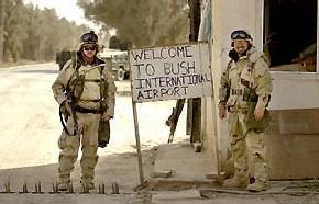 Bush veut 20 000 soldats de plus en Irak
