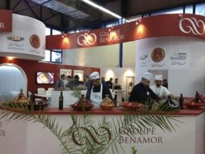 Stand du groupe Benamor - Alger 2011