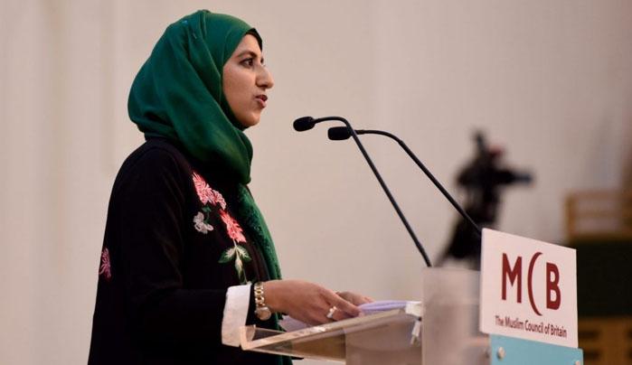 Le Conseil musulman de Grande-Bretagne (MCB) a élu, dimanche 31 janvier, Zara Mohammed au poste de secrétaire générale de l'institution. © MCB