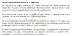 Islam de France : les raisons de la non-signature de la charte par CCMTF, Milli Gorus et Foi & Pratique exposées