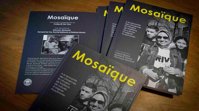 « Mosaïque », une exposition pour valoriser la diversité des musulmans de Belgique