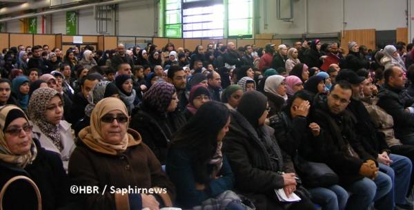La 30e Rencontre annuelle des musulmans de France (RAMF) de l'UOIF dynamisée par les nouveaux pavillons spécialisés.