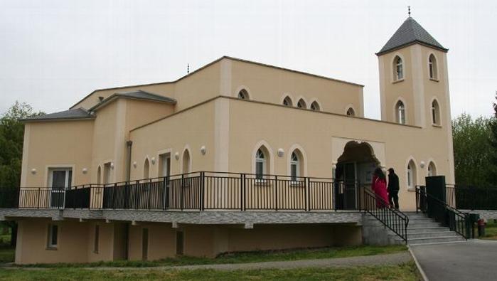 A l'image, la mosquée de Nogent-le-Rotrou, en Eure-et-Loir.