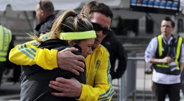 Le marathon de Boston endeuillé lundi 15 avril.