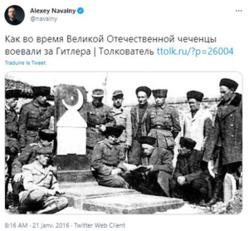 Pourquoi Amnesty a raison de ne pas fermer les yeux sur l'intolérance d'Alexeï Navalny