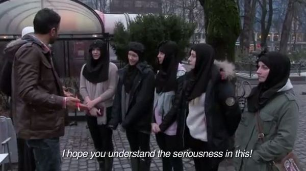 Prêtes à se convertir à l'islam pour Justin Bieber (vidéo)