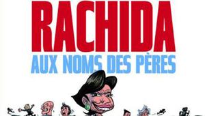 Rachida Dati renonce à Paris et attaque une BD