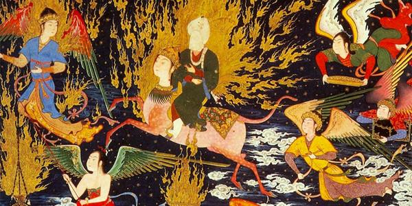 Le Mi'raj, l'ascension céleste du Prophète Muhammad