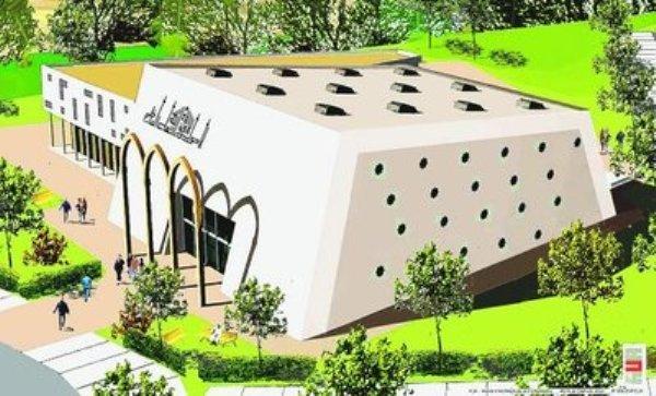 Mosquée d'Evreux : la mairie face à la justice, saisie par le FN et l'AME