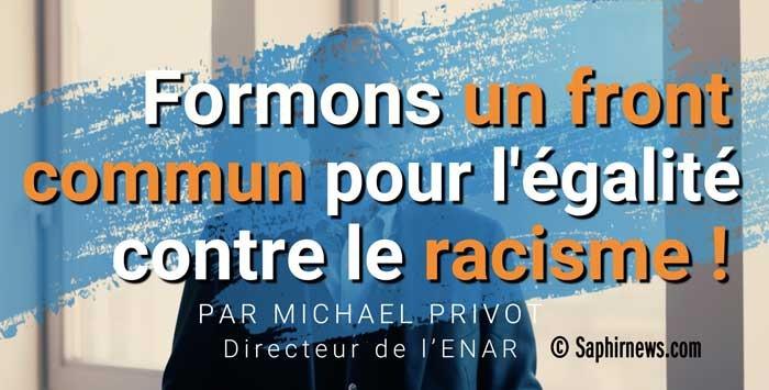 Racisme: « Se concentrer que sur sa propre lutte est un cul-de-sac intellectuel et stratégique »
