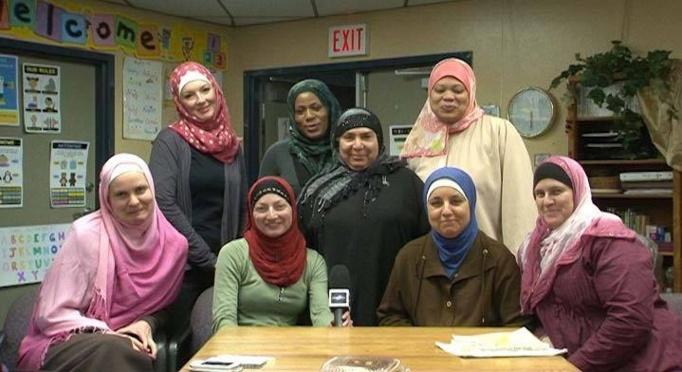 La positive-attitude des musulmans par-delà l'Atlantique (vidéo)