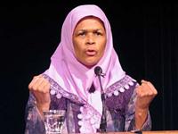 Amina Wadud, féministe américaine.