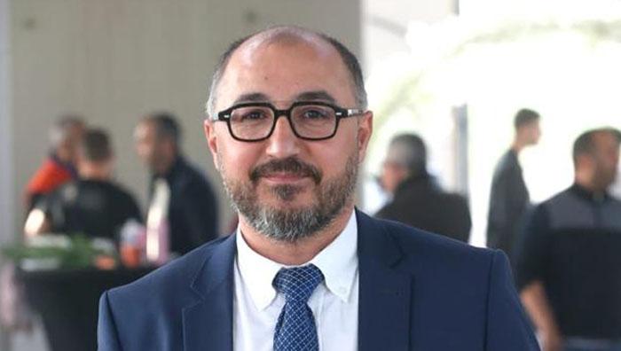 Ibrahim Alci, vice-président du Conseil français du culte musulman (CFCM), président du Comité de coordination des musulmans turcs de France (CCMTF). © DR/Ibrahim Alci