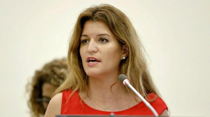 Marlène Schiappa a annoncé en avril la tenue des « Etats généraux de la laïcité ». © UN Women/Ryan Brown