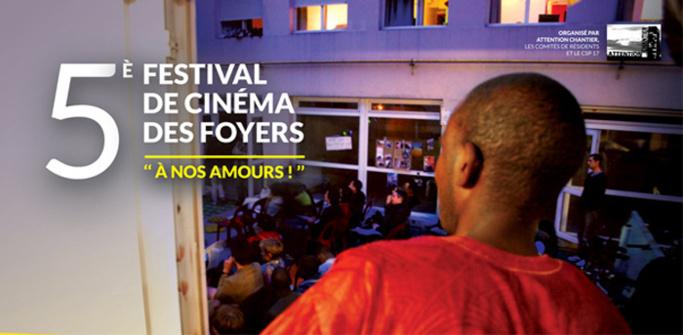 L'Amour au rendez-vous du 5e festival de cinéma des foyers