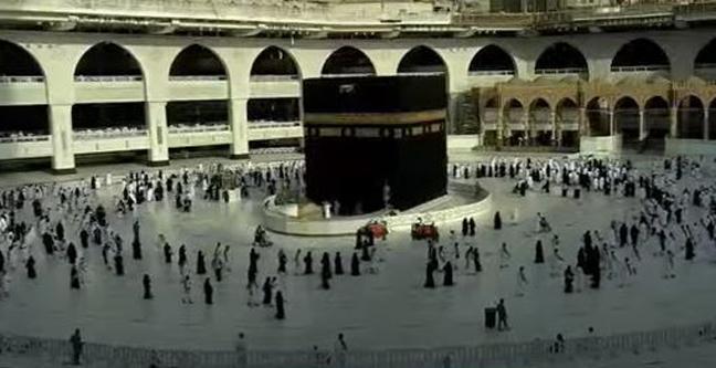 Ramadan 2021 : près de 1,5 millions de personnes à La Mecque en dix jours