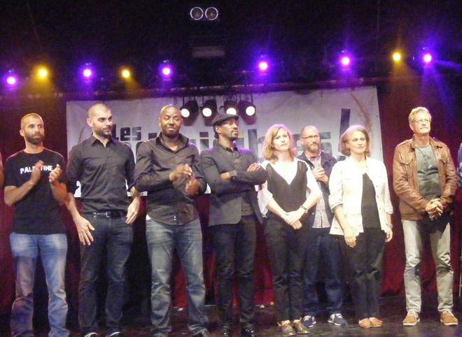 Dix-sept personnalités ont composé le jury des Y'a Bon Awards 2013.