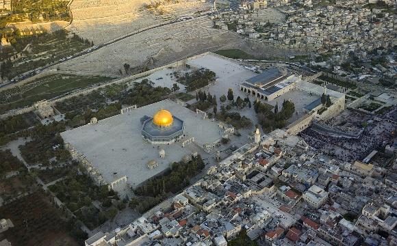 Jérusalem : une fin du Ramadan perturbée par des violences sur l'Esplanade des mosquées