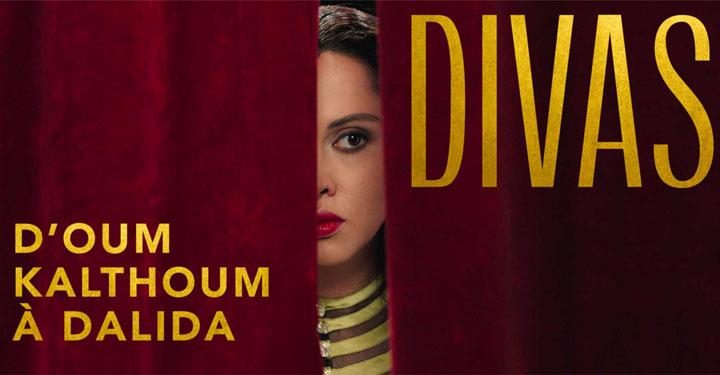 « Divas », la déclaration d'amour de l'IMA aux plus grandes artistes féminines du monde arabe
