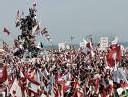 Quelque 300.000 Libanais s'étaient rassemblés à Beyrouth