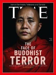 La Une du Time sur Ashin Wirathu censurée