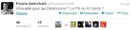 Islam en France : la question de Delahousse à Hollande passe mal