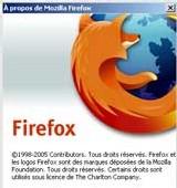 Le navigateur Mozilla aux heures de prières