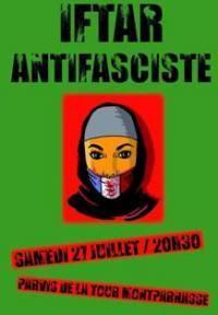 Iftar antifasciste : les musulmans à l'offensive contre l'islamophobie
