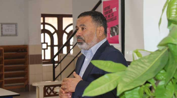Mohsen Ngazou a été élu le 13 juin à la présidence de Musulmans de France, succédant ainsi à Amar Lasfar. © Facebook / Ibn Khaldoun
