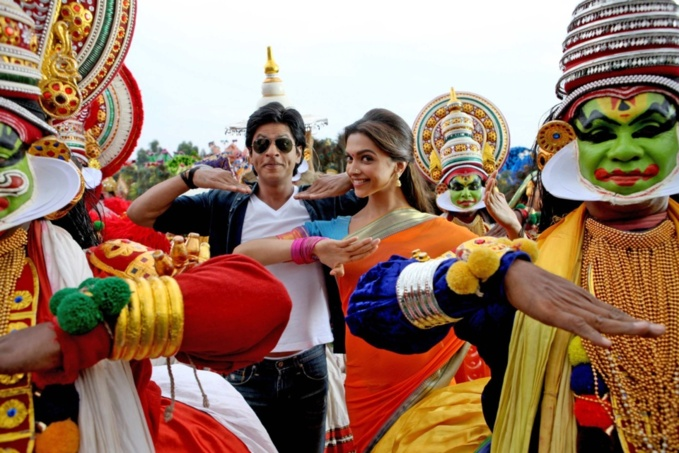 Chennai Express : road movie avec Shah Rukh Khan