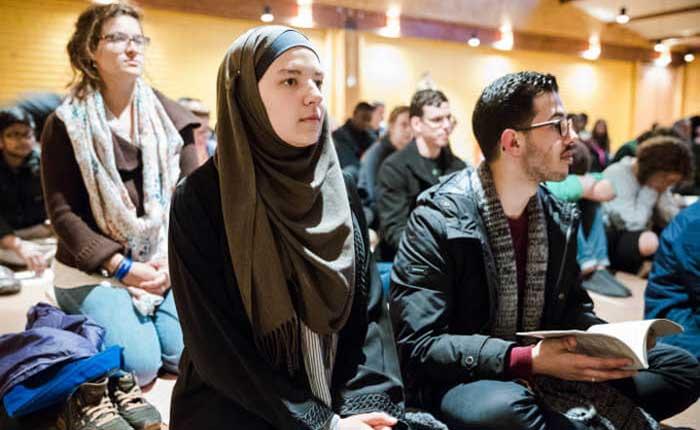 A Taizé, l'écologie et la fraternité au cœur d'une rencontre entre musulmans et chrétiens