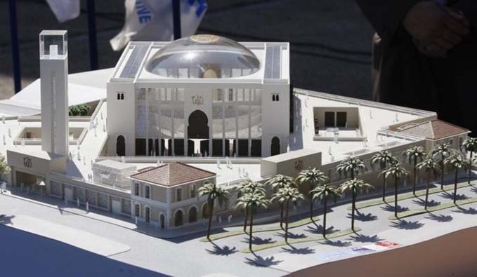 22 millions d'euros, c'est le budget prévisionnel de la Grande Mosquée de Marseille : mais verra-t-elle le jour ?