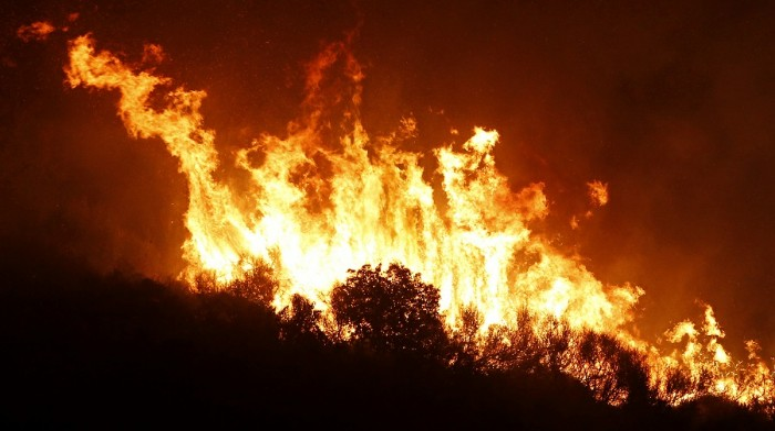 Après la Turquie et la Grèce, l'Algérie secouée par des incendies monstres