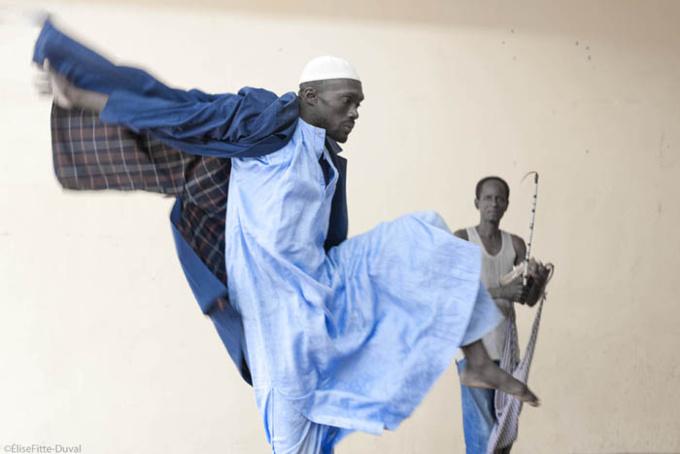 Hardo Kâ, danseur chorégraphe, fait partie des nombreux artistes invités dans le cadre du 8e Festival des cultures d'islam « Par ICI Dakar », parmi lesquels on trouve Didier Awadi, Matador, Nuru Kane mais aussi le conteur Boubacar Ndiaye.