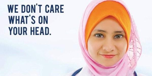 Canada: l'énorme coup de pub d'un hôpital opposé à une charte anti-voile