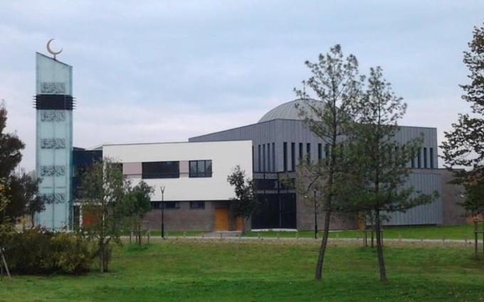 La mosquée Assalam de Nantes ouvre ses portes à l'occasion de la 30e édition des journées du patrimoine.