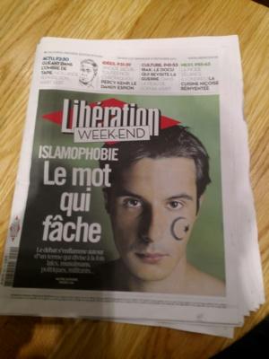 Une de Libération sur l'islamophobie : victoire ou mirage ?