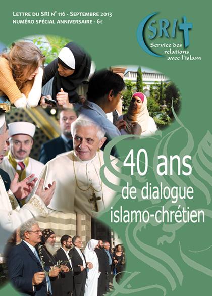 Interreligieux : le Service pour les relations avec l'islam fête ses 40 ans