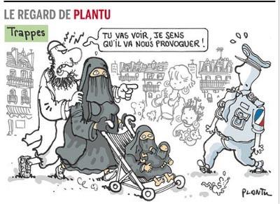 Un dessin de Plantu surfe sur l'islamophobie